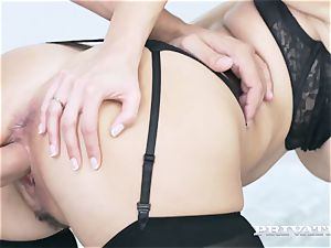 Candy Alexa gets a immense man-meat up the rump