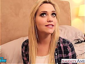 ultra-cutie Mia Malkova boinks good and left with jizm on her