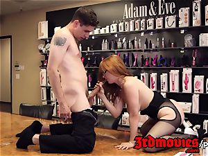 Penny Pax Takes ass-fuck ravage