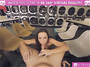 VRBangers.com Abigail Mac Getting pounded From Behind