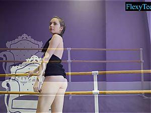 gorgeous fledgling ballerina