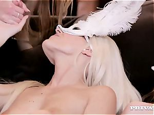 Private's babes Get gloppy in a mischievous Fetish bang-out