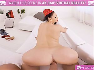 VR PORN-Busty Aletta Ocean Gets humped