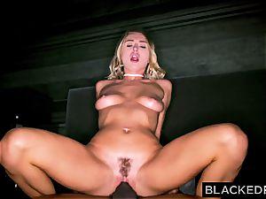 Natalia Starr gets plumbed by a thick ebony brotha