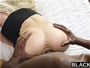 first ebony weenies For Elsa Jean And Zoey Monroe
