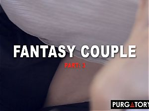 PURGATORYX fantasy couple Part three with April Snow