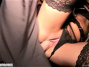 Romi Rain - extraordinaire steaming fledgling porno in the street