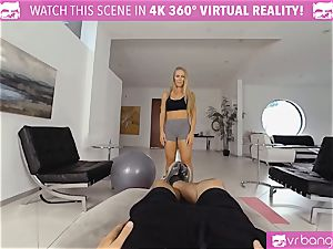 VR PORN-Nicole Aniston Gets smashed hard and deep-throats