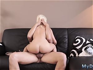 platinum-blonde honey hd and hard ripped woman oral pleasure nasty towheaded wants to attempt someone tiny bit
