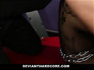 DeviantHardcore - super-sexy cougar cooch hitting
