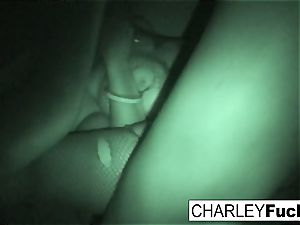 Charley's Night Vision first-timer romp