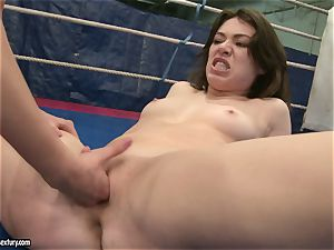 Mandy Dee lusty babe with torrid gal have a firm struggle