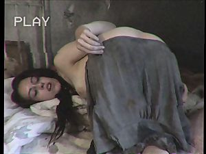 perverted sis attempting anal invasion with her step-brother