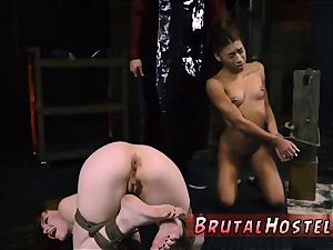 disciplined by step parent and mother japan bondage first-ever time marvelous young girls, Alexa Nova
