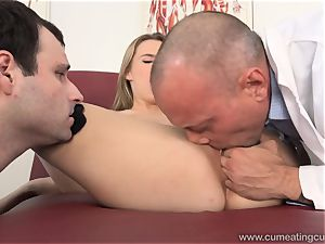 Jillian Gets romped By Real man in Front of hubby