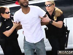 uber-cute blonde goth Don t be dark-hued and suspicious around black Patrol cops or else