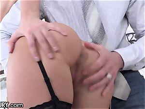 21Sextury instructing Hazel Dew's Gape to Take fat stiffys