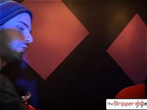 The StripperExperience- Sarah Jessie banging a massive manstick